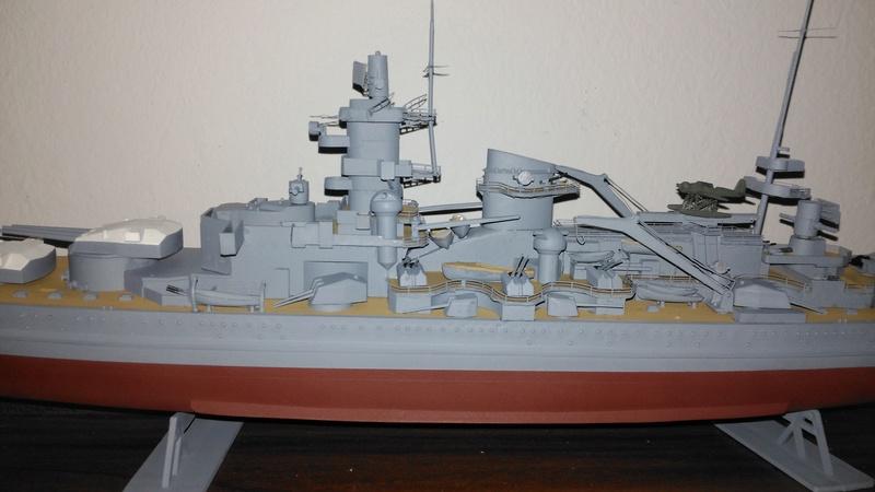 Bausatz Scharnhorst / Heller 1:400 - Seite 2 Img_2130