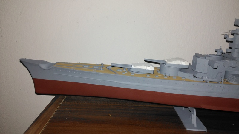 Bausatz Scharnhorst / Heller 1:400 - Seite 2 Img_2131