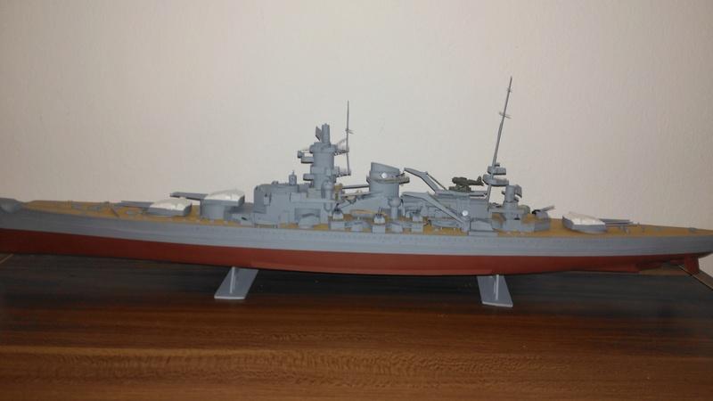 Bausatz Scharnhorst / Heller 1:400 - Seite 2 Img_2132