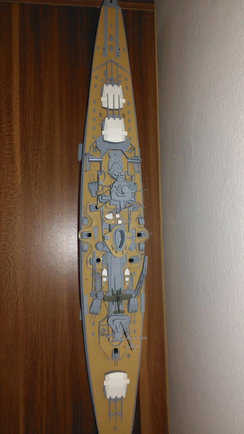 Bausatz Scharnhorst / Heller 1:400 - Seite 2 Img_2133