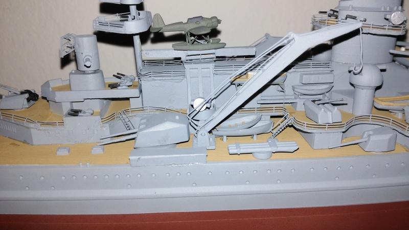 Bausatz Scharnhorst / Heller 1:400 - Seite 2 Img_2136