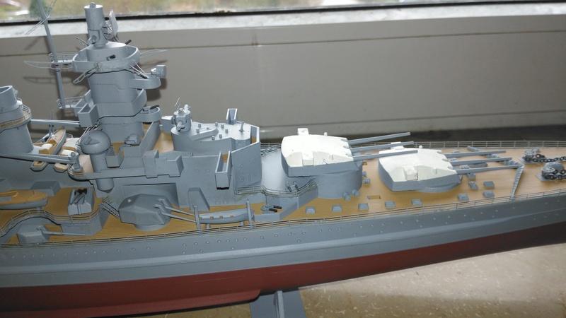 Bausatz Scharnhorst / Heller 1:400 - Seite 2 Img_2142