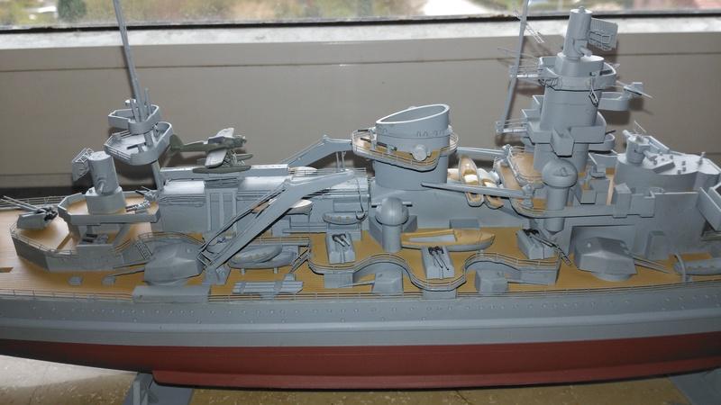Bausatz Scharnhorst / Heller 1:400 - Seite 2 Img_2143