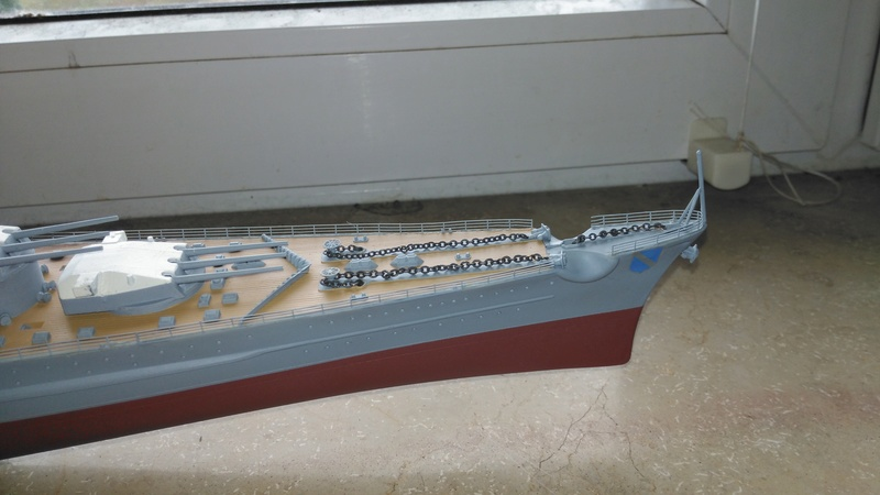 Bausatz Scharnhorst / Heller 1:400 - Seite 2 Img_2144