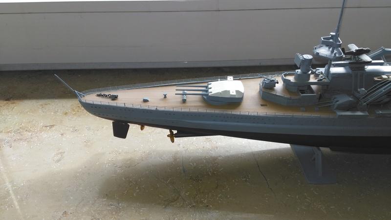 Bausatz Scharnhorst / Heller 1:400 - Seite 2 Img_2145
