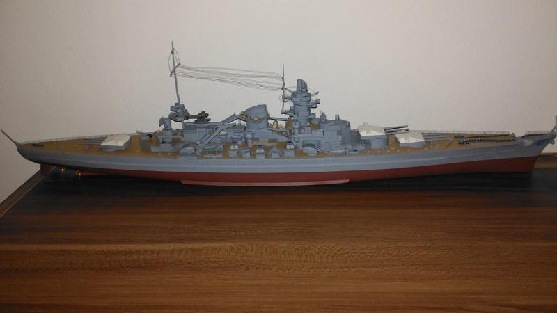 Bausatz Scharnhorst / Heller 1:400 - Seite 2 Img_2157