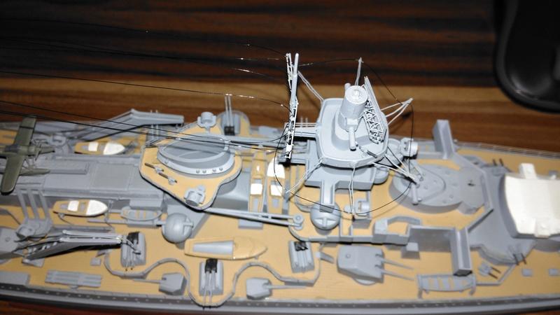 Bausatz Scharnhorst / Heller 1:400 - Seite 2 Img_2159