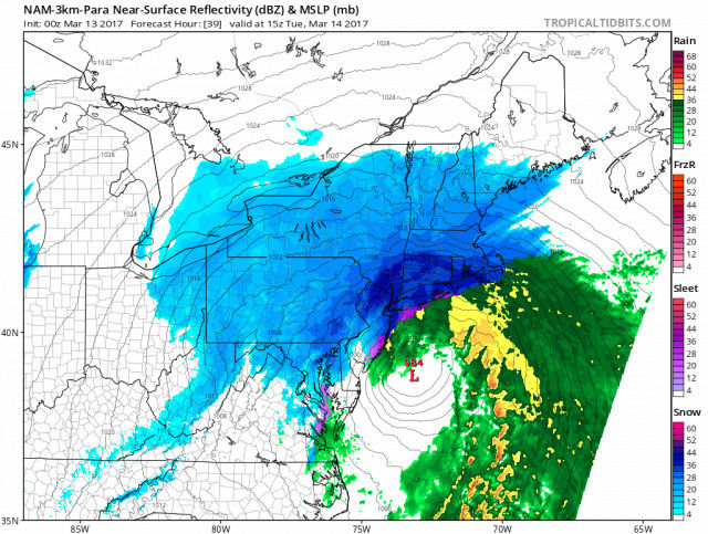 March 14, 2017 Roidzilla 1st Call Snow Map / Synopsis - Page 5 Img_8412