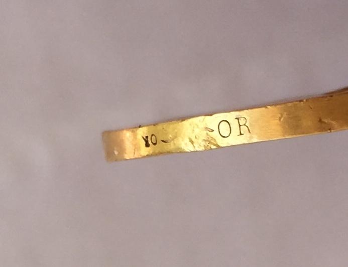 Médaille d'honneur ministère de l'intérieur II empire en or massif + diplôme Img_3413