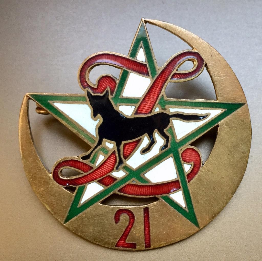Identification insigne du 21° Zouaves Img_5442