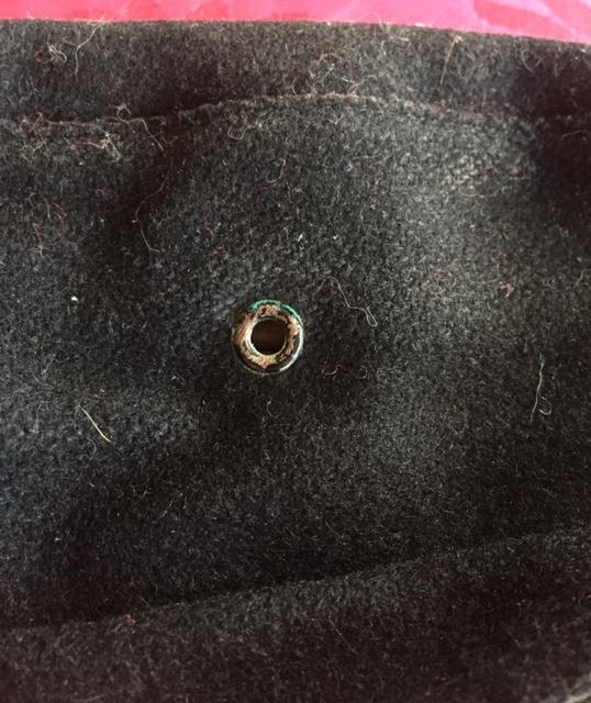Authentification calot noir Panzer WH Img_5852