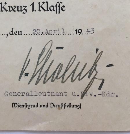 Diplôme EKI signé Dietrich VON CHOLDTIZ Img_e518
