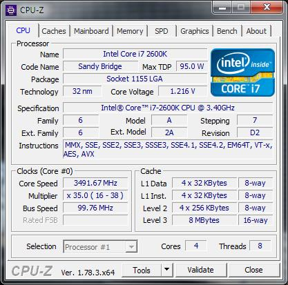 Montage d'un nouveau PC - Page 3 Cpuz10