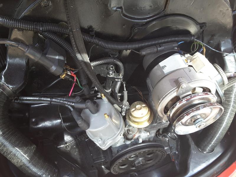 Stripped alternator nut 20170311