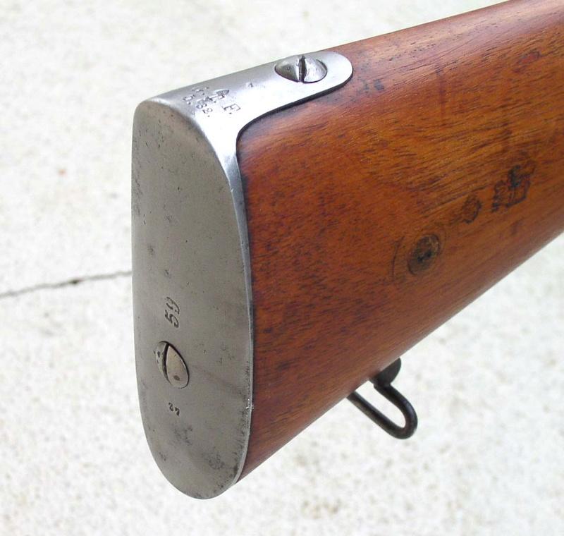 Fusil Chassepot de prise 1313