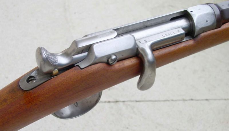 Fusil Chassepot de prise 1810