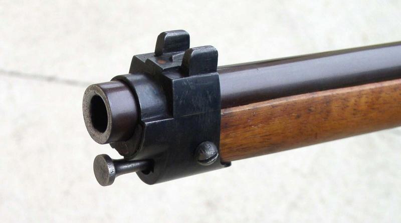 Fusil Chassepot de prise 414
