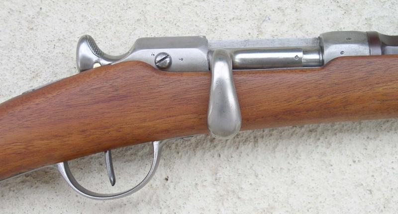 Fusil Chassepot de prise 613