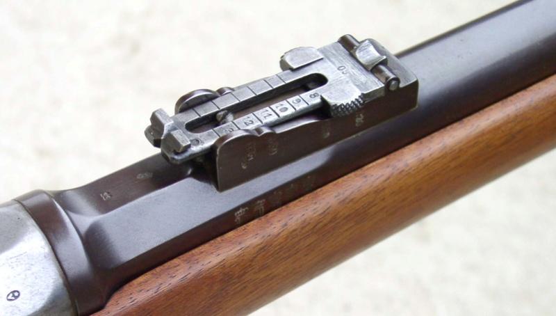 Fusil Chassepot de prise 812