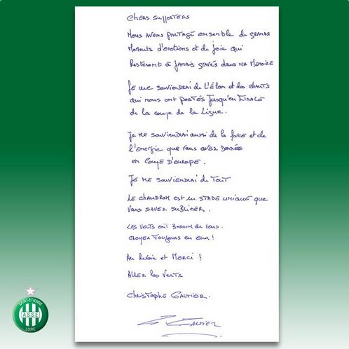 [Actualité] Galtier quitte Saint-Étienne ! - Page 3 Lettre10