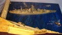 Diorama Dunkerque à Mers el-kébir juillet 1940, Heller 1/400 Dsc00813