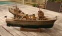 restauration maquettes-jouets Dumont d'Urville et L'Alerte Dsc01210