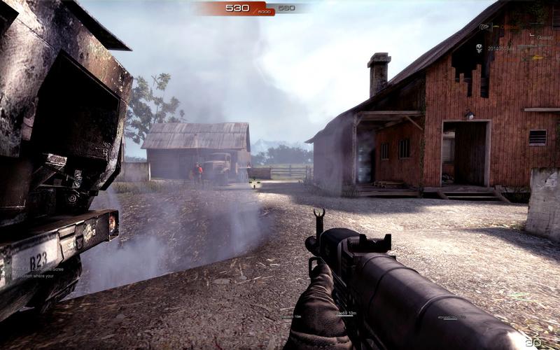 Présentation S.K.I.L.L. : Soldier Front 2 Ss_7ce10