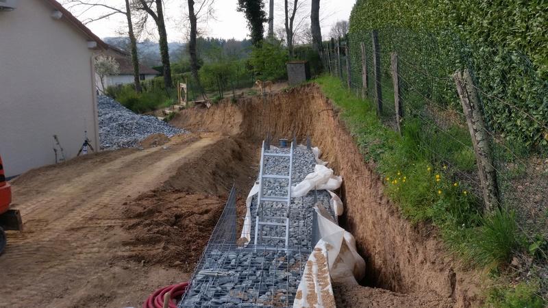 Mur de soutènement en GABION ! 20170414