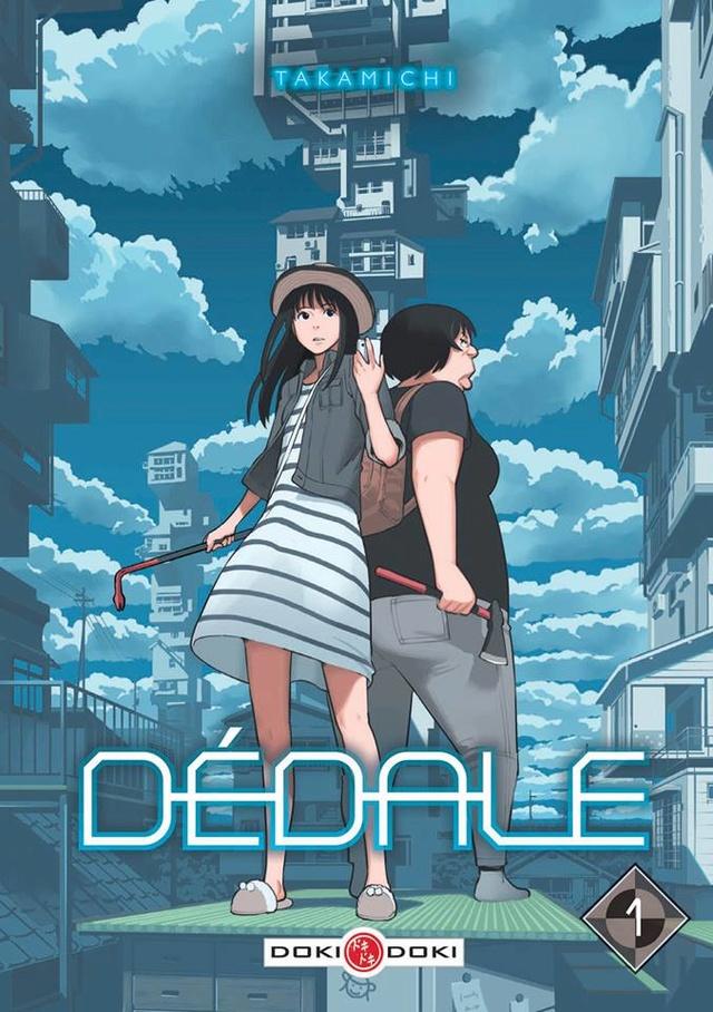 [MANGA] Dédale Dedale11