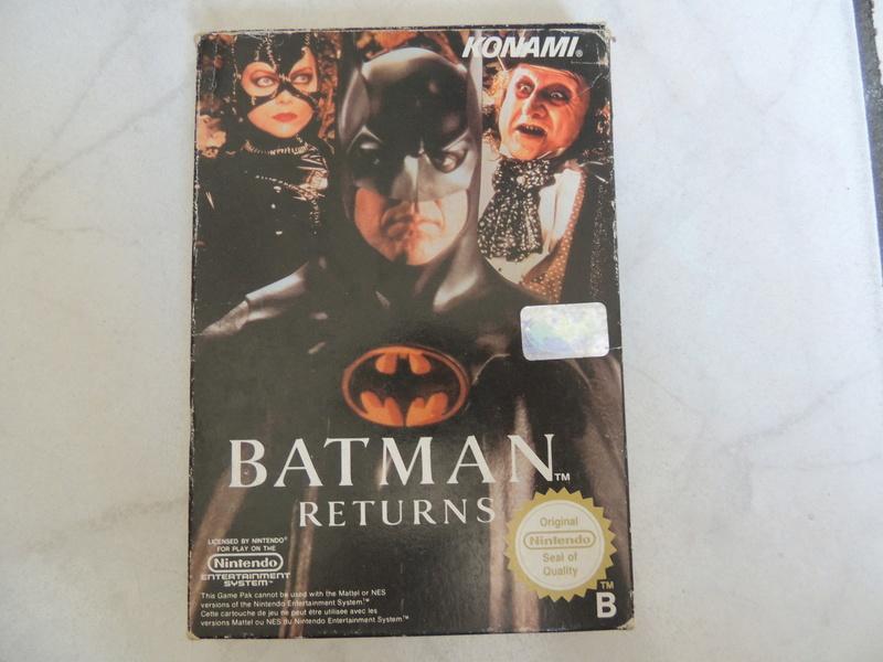 [Estimation] Batman Returns en boite Nes Dscn9413