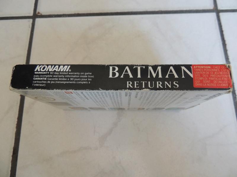 [Estimation] Batman Returns en boite Nes Dscn9415