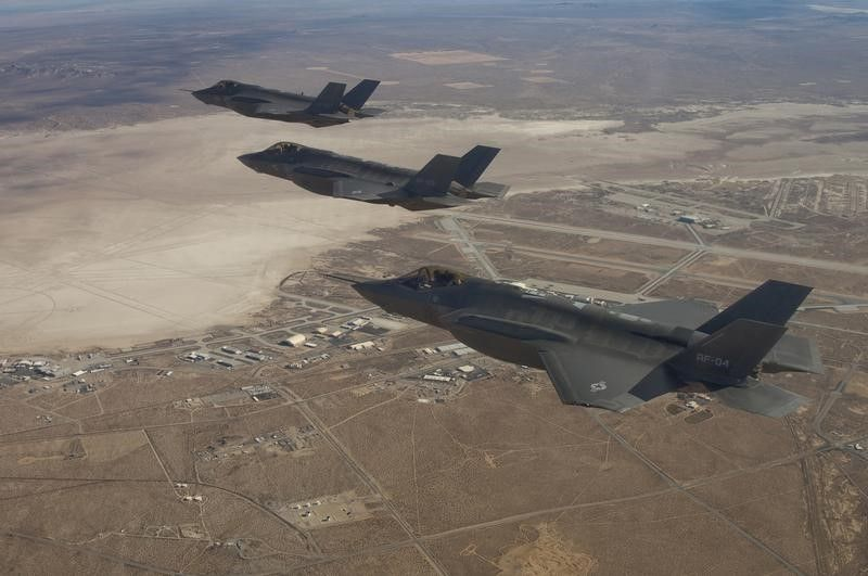 L'US Air Force envoie des F-35 en Europe 2017-015
