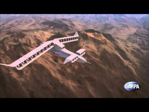Projet US d'un drone VTOL à motorisation hybride électrique Hqdefa10