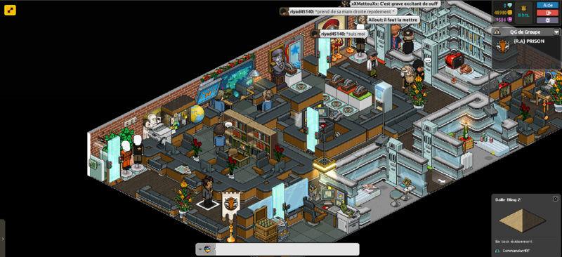 Rapport d'activité de Blauw (Prison) Screen13