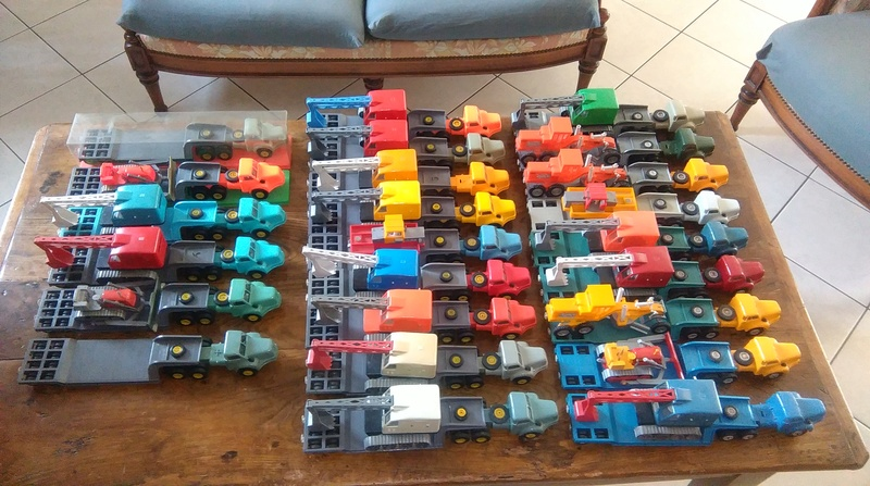 COLLECTION CAMIONS NOREV Imag3450
