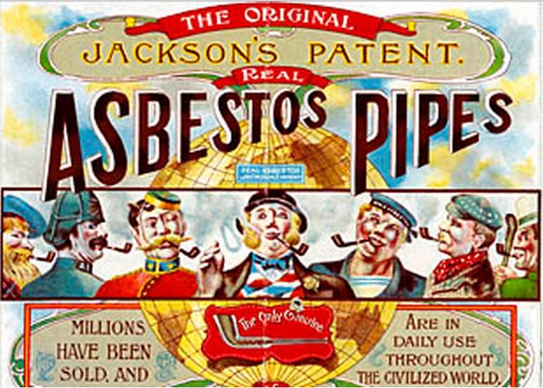 Les publicités anciennes Asbest10
