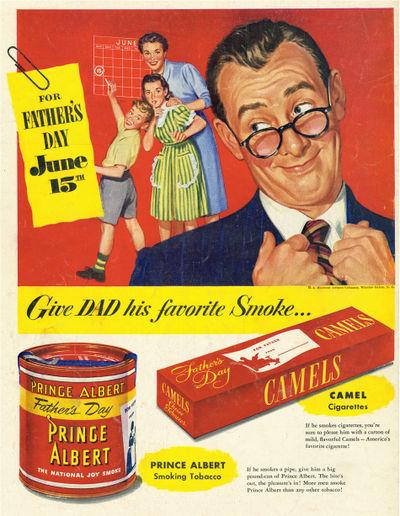 Les publicités anciennes Father10