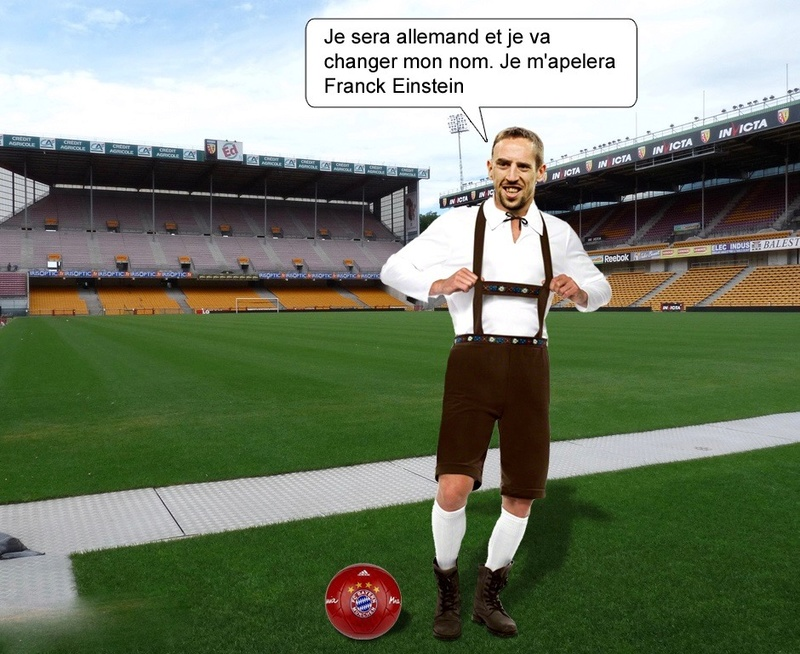 Mort de rire — parce que j'ai le sens de l'humour ! - Page 4 Ribery10