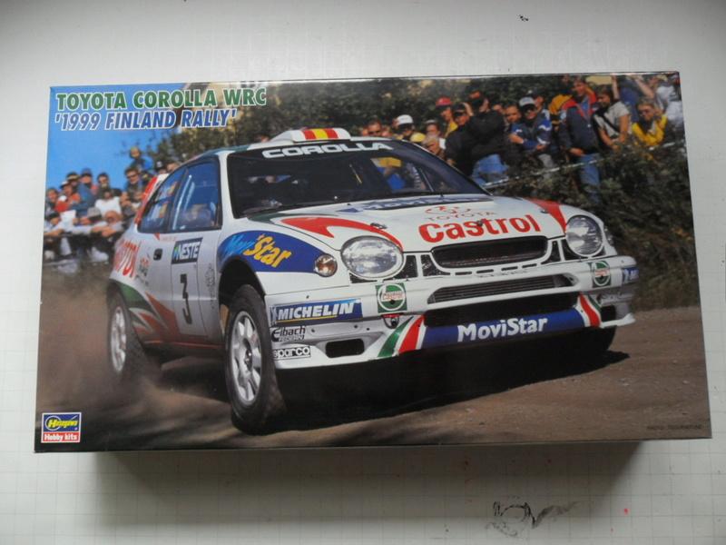 Toyota Corolla WRC 1999 Finland Rally Sam_3018