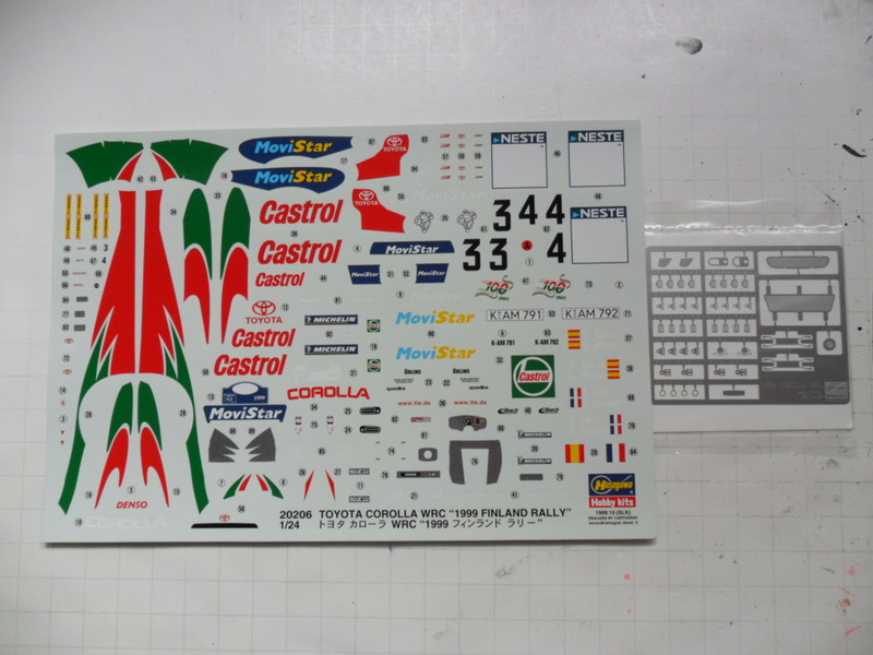 Toyota Corolla WRC 1999 Finland Rally Sam_3019