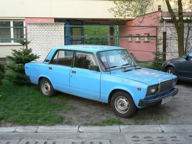 Démontage manivelle vitre Lada2110