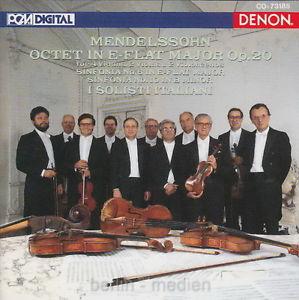 Mendelssohn: Musique de chambre (excluant les quatuors) _3510