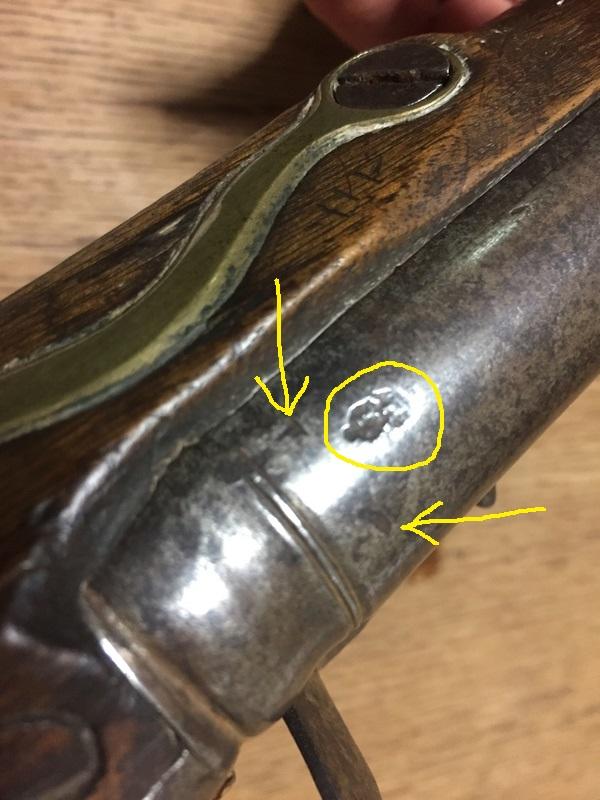 pistolet d'arçon fabrication première moitié XVIII... peut-être germanique... ou pas! - Page 2 400010