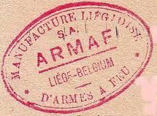 Revolver Marine Danois Mle 1891 Armaf110