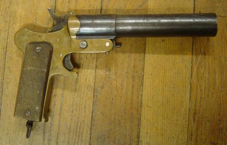 Fusil Lance fusée Simplex Cho110