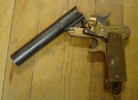 Fusil Lance fusée Simplex Cho210