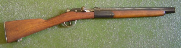 Fusil Lance fusée Simplex Chober10