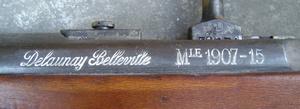 mousqueton Berthier 1890 Delaun10