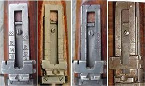 """Un Steyr M95 avec certains attributs """"effacés"""" Hausse15"""