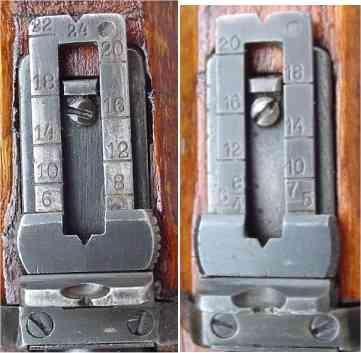 """Un Steyr M95 avec certains attributs """"effacés"""" Hausse16"""